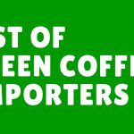 List of Green Coffee importers